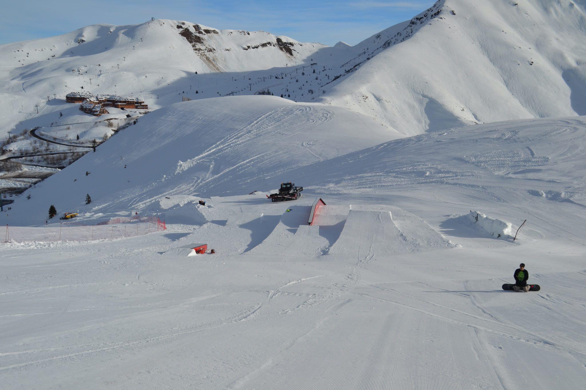 """Montecampione Ski Area, al via il nuovo""""Snowpark""""  e nei giorni feriali si scia a prezzi vantaggiosi"""