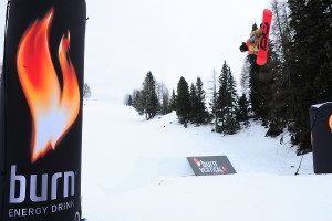 Bacher e Bridgman, firme di prestigio al 'burn Vertical Tour'