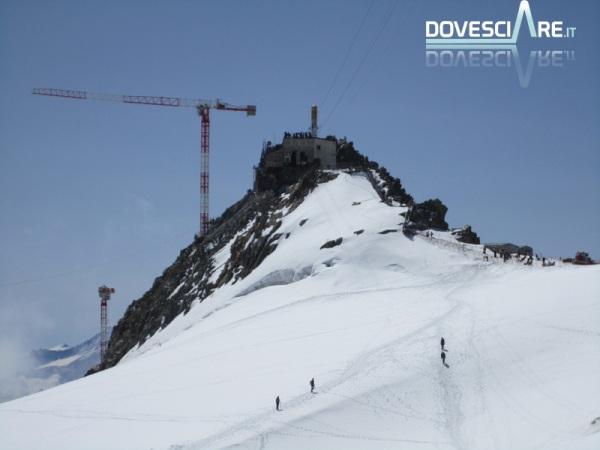 cantieri funivia monte bianco