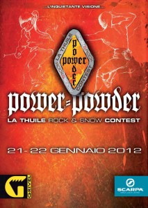 Power Powder Contest a La Thuile