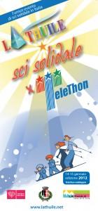La Thuile sostiene la ricerca Telethon
