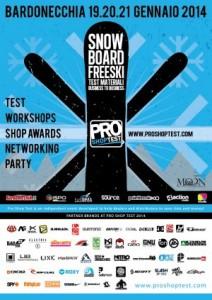 Pro Shop test 2014